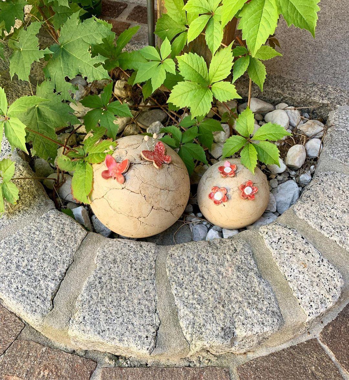 Pin Auf Gartendeko