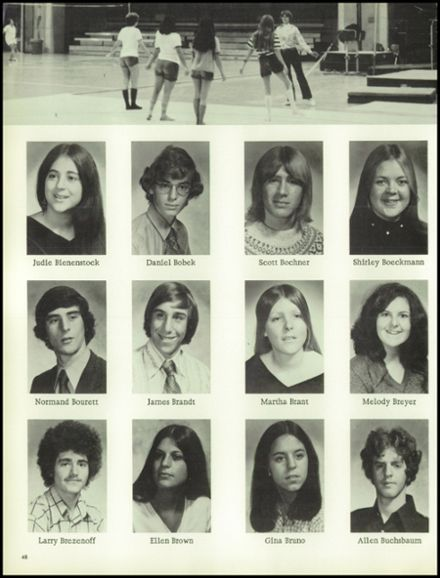 Find yearbook pictures from the 1975 Long Beach High School yearbook in Long  Beach, New York. Browse old high school photos of friends, family, ...