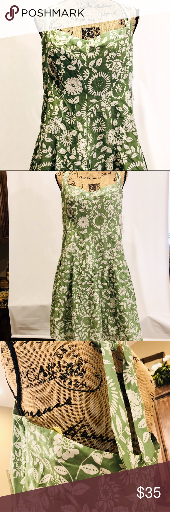 Sage Evan Picone Floral Summer Dress Size 14 Summer Dresses Size 14 Dresses Floral Dress Summer [ 1740 x 580 Pixel ]