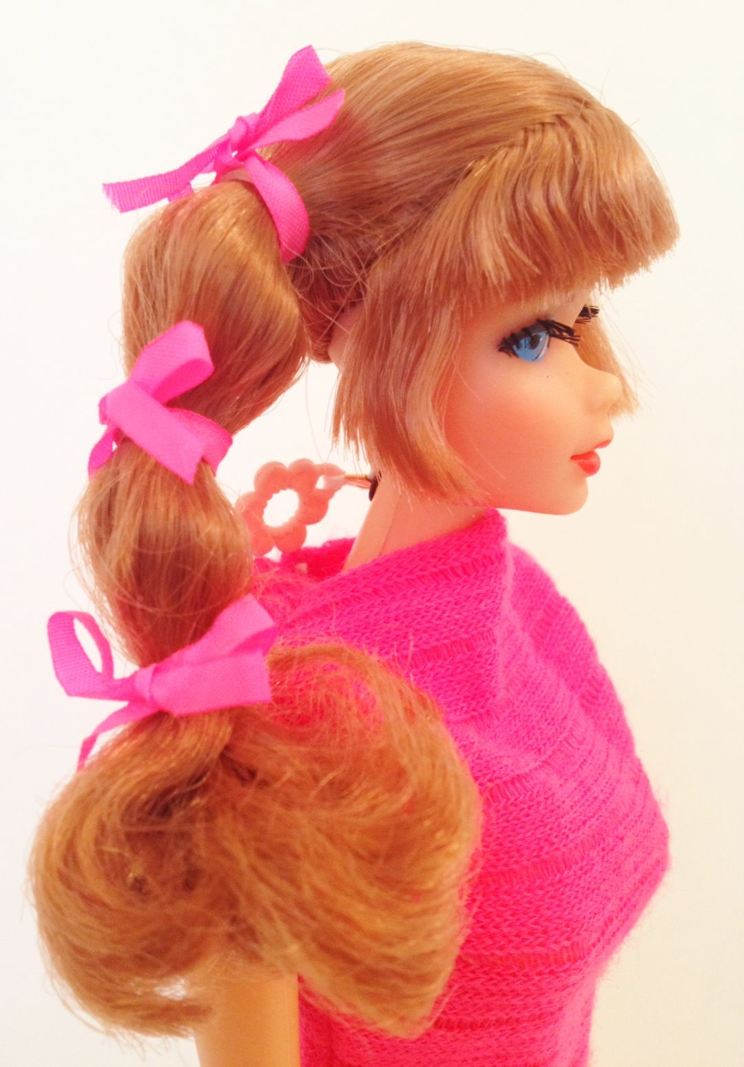 Got this talking Barbie for Christmas when I was 6 years