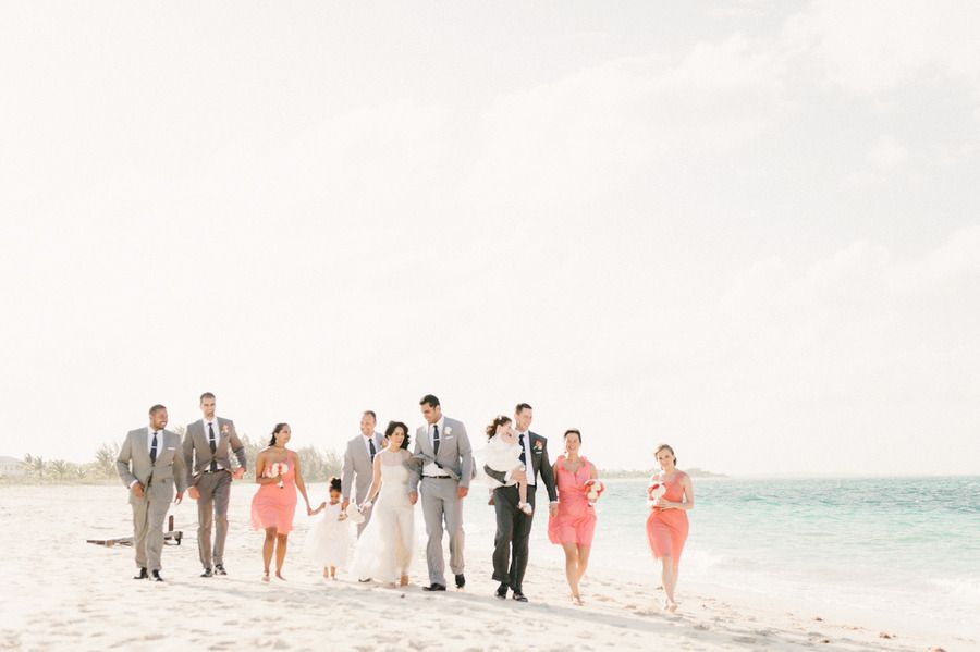 Photography by judypak.com  Read more - http://www.stylemepretty.com/2013/08/13/turks-and-caicos-wedding-at-the-gansevoort-hotel-from-judy-pak/