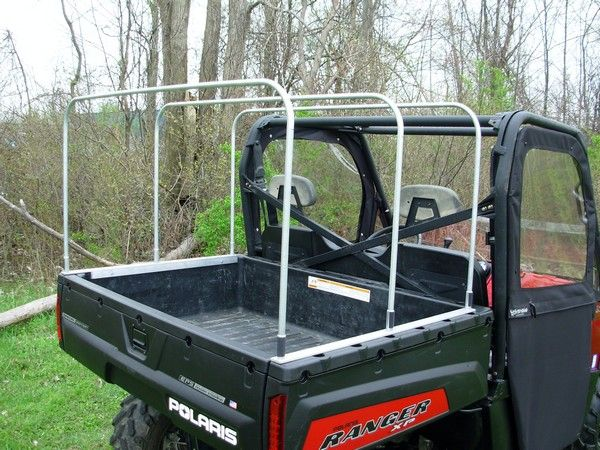 Enclosed Bed Google Search: Polaris Ranger Camper Top - Google Search