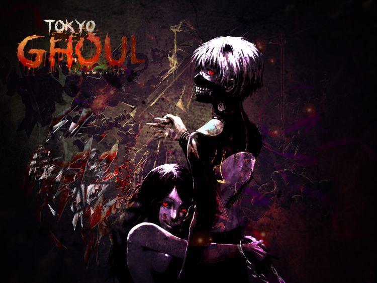 Fonds d'écran Manga > Fonds d'écran Tokyô Ghoul Tokyo Ghoul par bloodties - Hebus.com | Tokyo ...