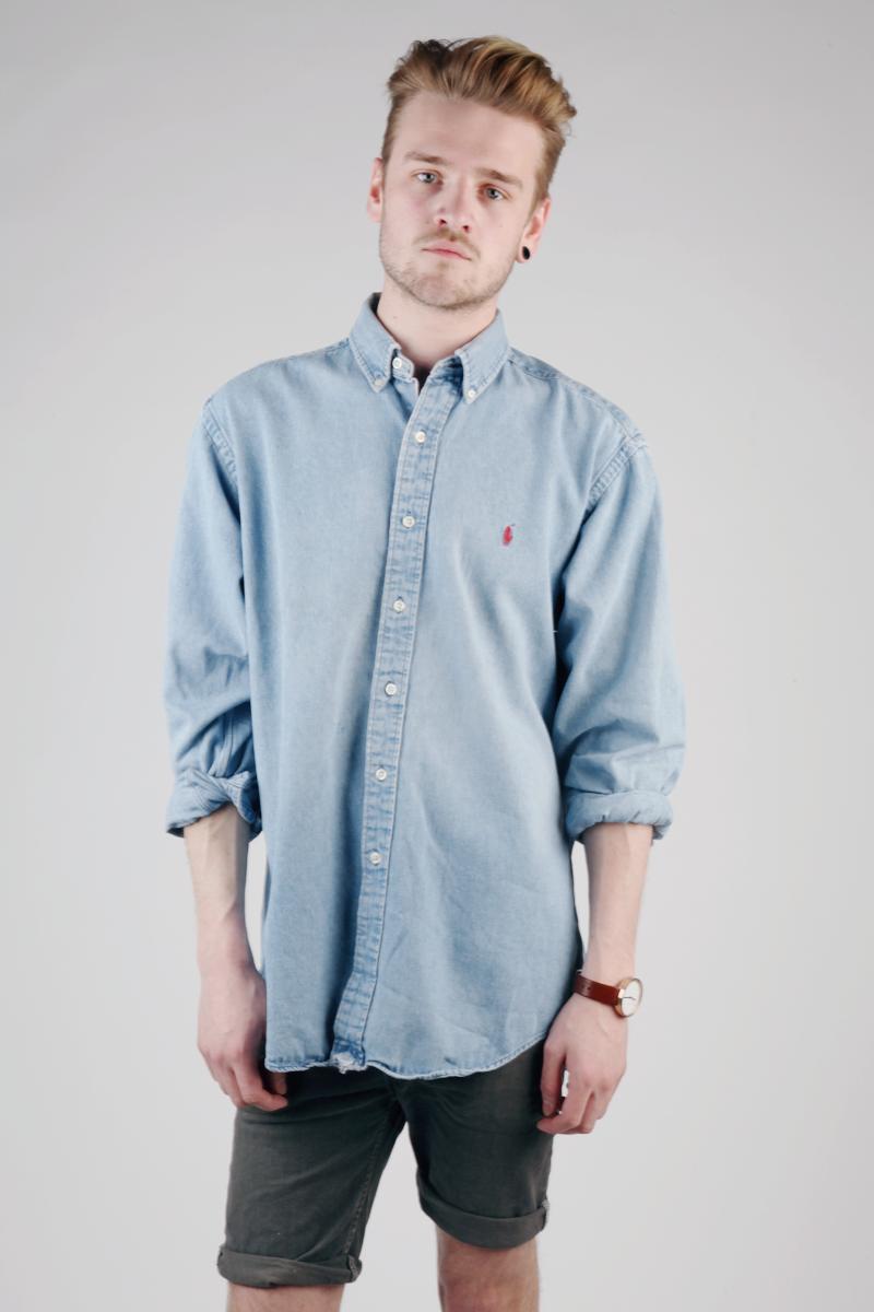 Everyone needs a Ralph Lauren Shirt #WhatANight https://itunes.apple.com/gb/album/what-a-night-ep/id600476020?affId=1277383