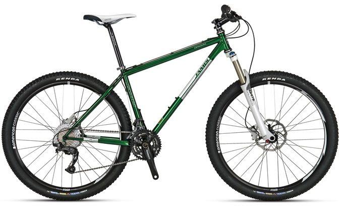 Jamis Dragon 650 2700 Reynolds 853 Shimano Slx Bike Mountain