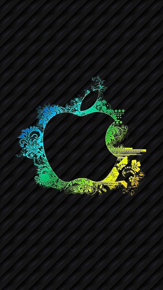 ☺iphone ios 7 wallpaper tumblr for ipad Logo apple, Fond