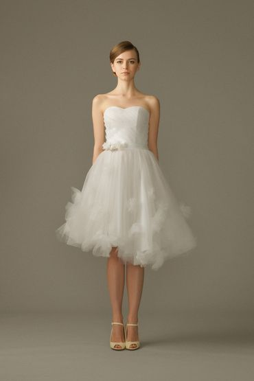 Ballerina wedding dress by Amanda Lee - SingaporeBrides Spring ...