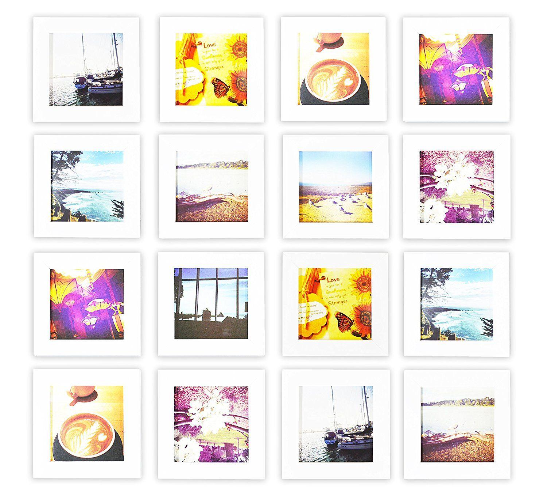 Golden State Art, Smartphone Instagram Frame Collection, Set of 16 ...