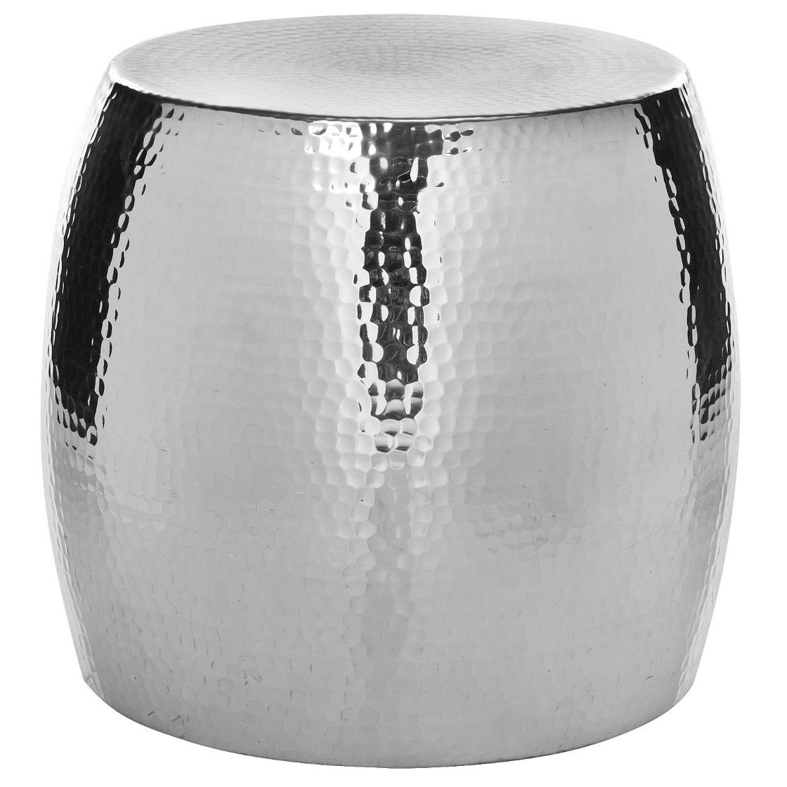 Accent Table Silver Safavieh Stool Design