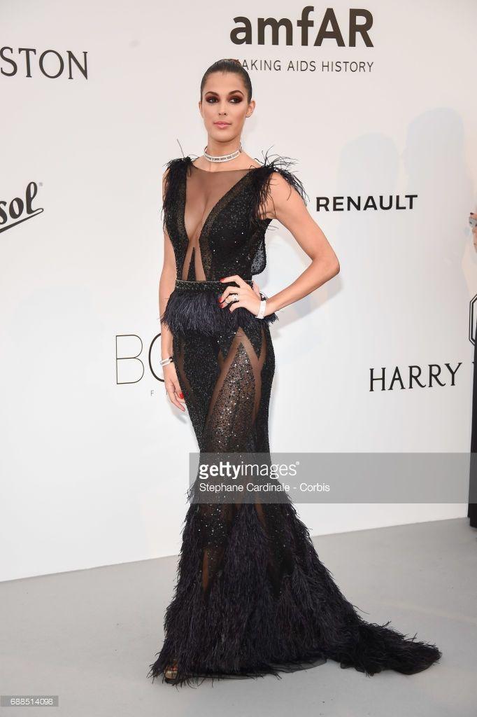 Miss Universe Iris Mittenaere in #BERTA for Cannes 2017 <3 ...