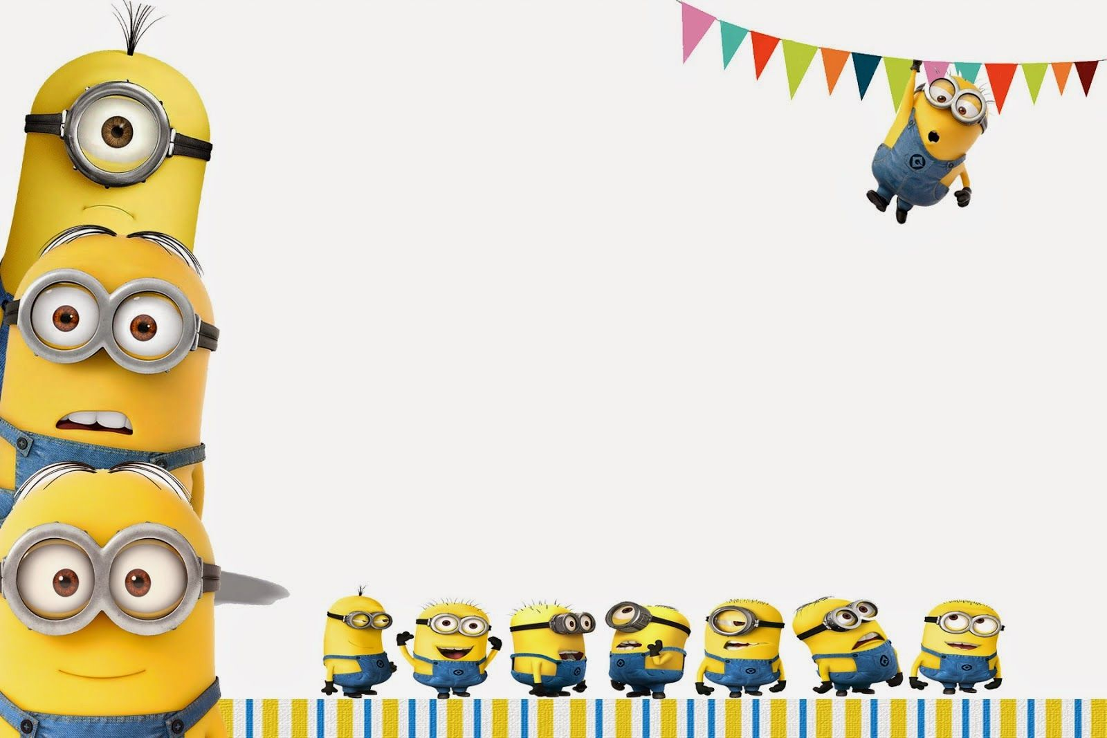 Pin By Deepika Sahni On Birthday In 2018 Pinterest Minion Party