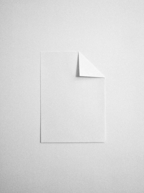 Pinterest \/\/ @bellegraygray Minimalistic Pinterest White - lined paper with drawing box