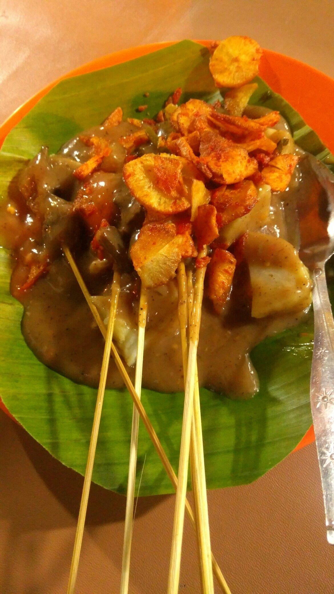 Resep Sate Padang Asli Bumbu Kuah Kental Minang Resep Resep Resep Masakan Masakan