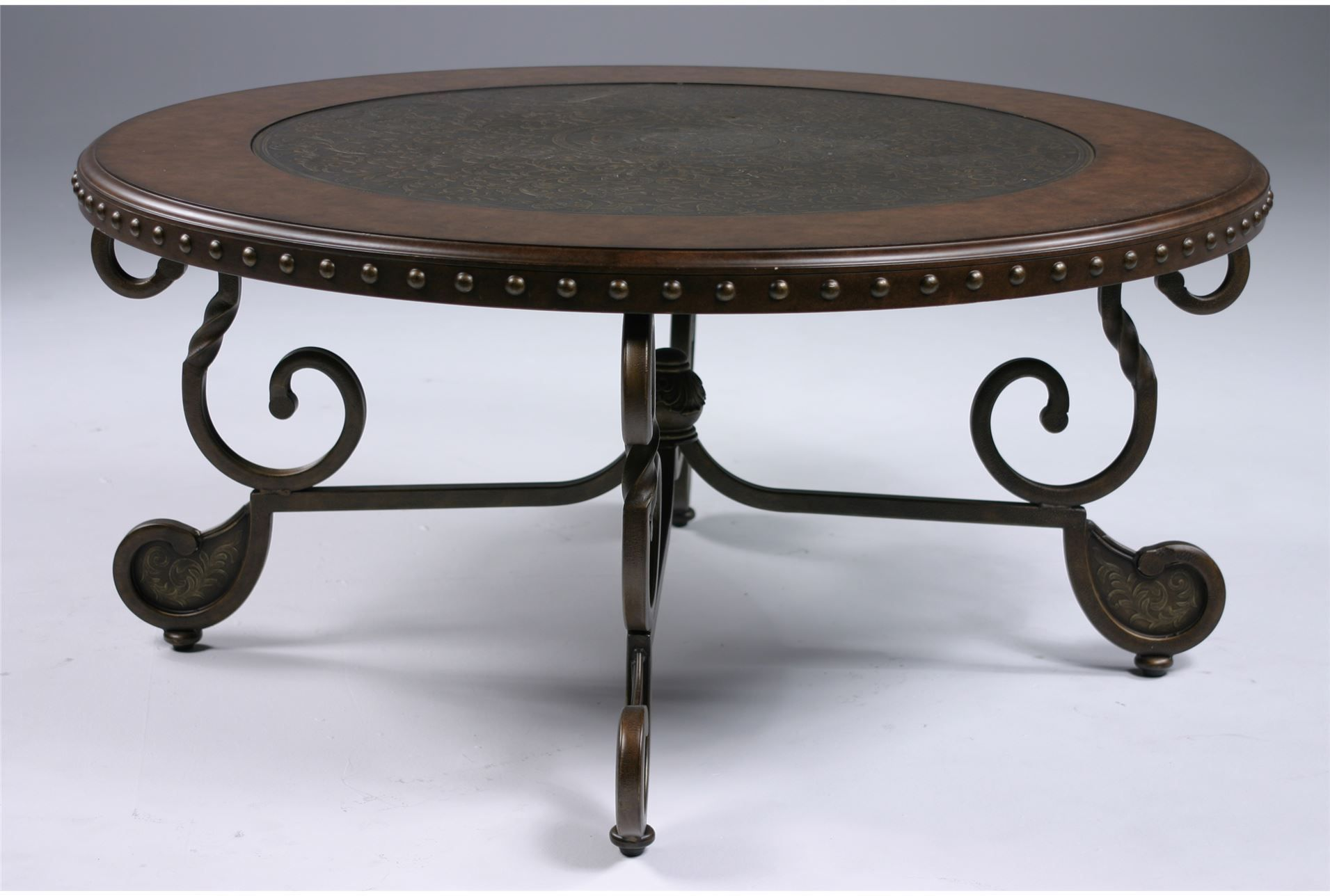 Rafferty round cocktail table tables cocktail tables and cocktails rafferty round cocktail table geotapseo Image collections