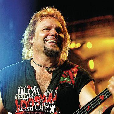Happy birthday Michael Anthony (Van Halen). He is 60 today