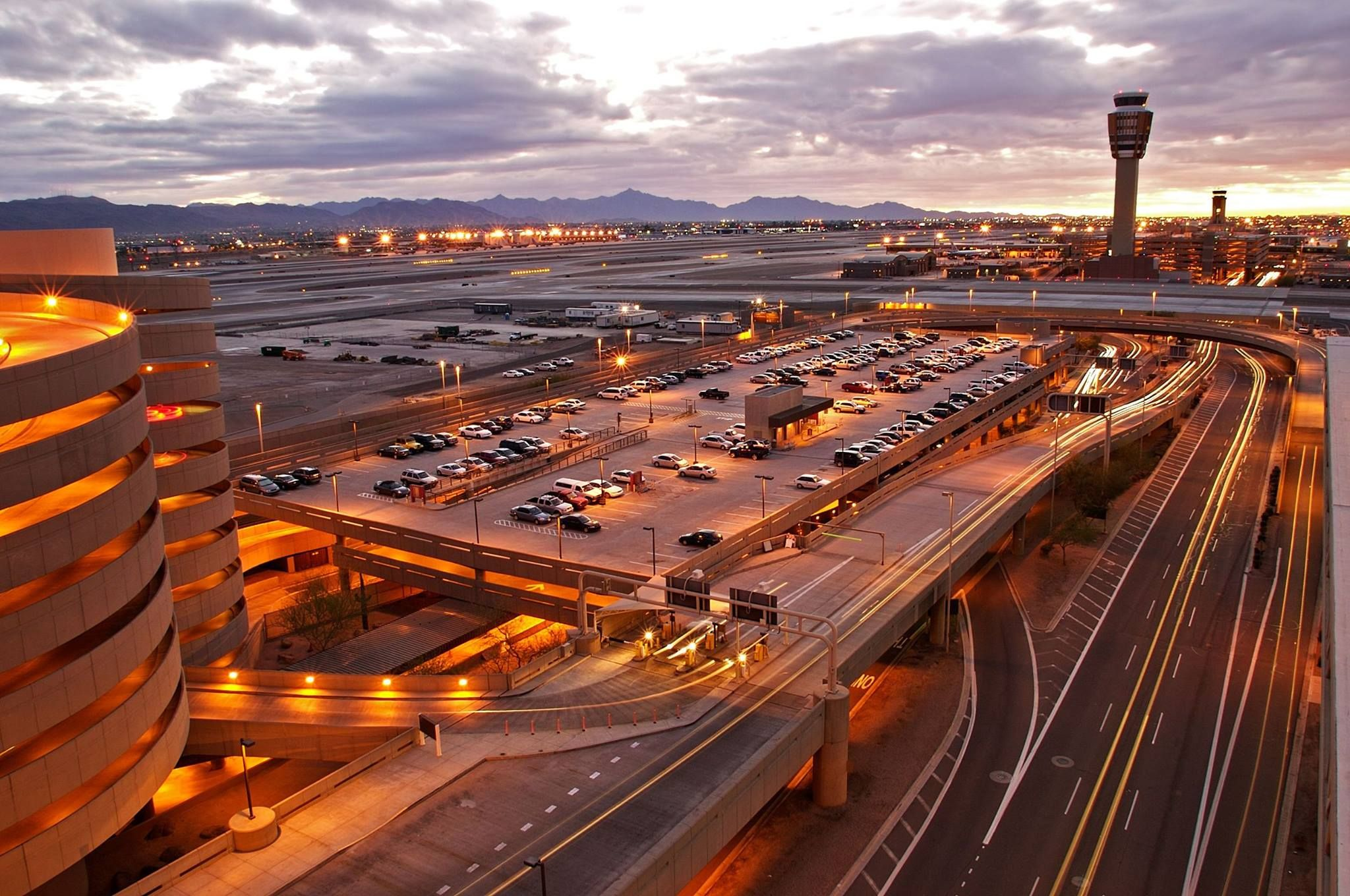 Sky Harbor International Airport, Phoenix, Arizona, ck