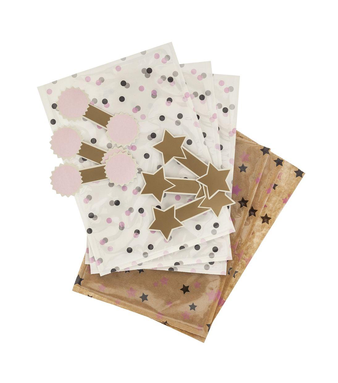 6 pak venster zakjes middel hema hema pinterest for Papieren vensterzakjes