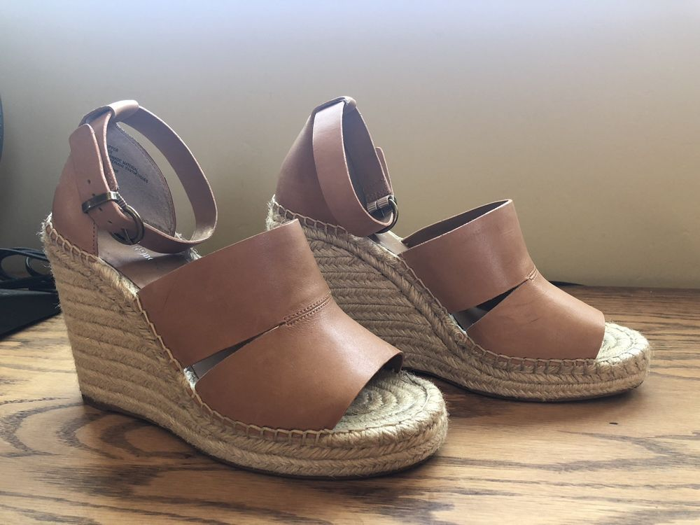 9517c51ba24 Treasure And bond  Sannibel Platform Wedge Sandal. Size 10 Nordstrom   fashion  clothing  shoes  accessories  womensshoes  sandals (ebay link)