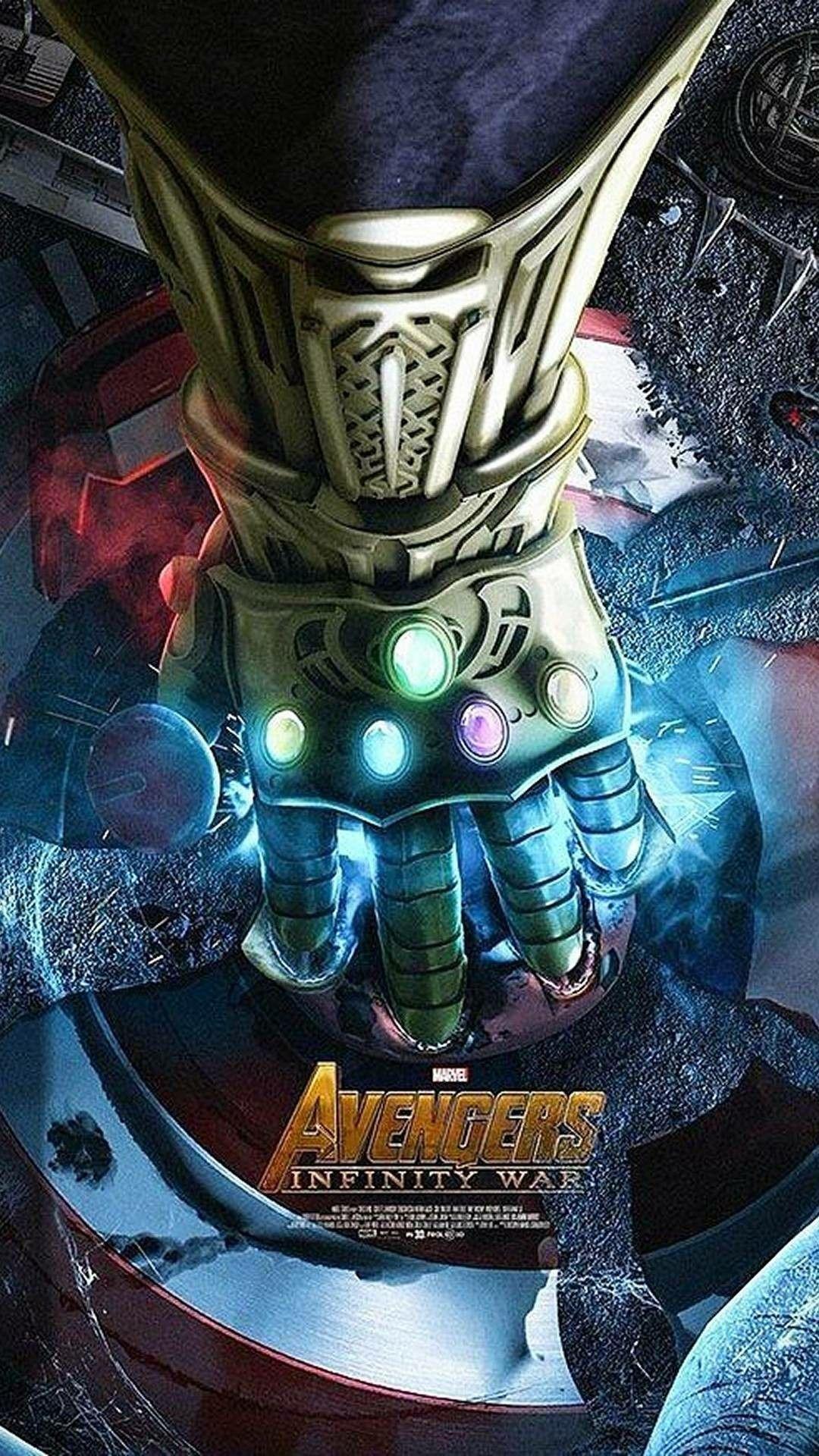 El Guante Del Infinito Marvelsuperherostar Warshunger Games Iron Man Circuit Superhros Marvel Comics Logostore New Avengers Superheroes Art Movies