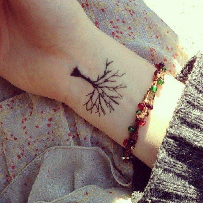 1001 Ideas De Tatuajes Pequenos Y Atractivos Con Fotos Ideas De Tatuaje Pequeno Tatuaje Del Arbol De La Vida Tatuajes En La Muneca