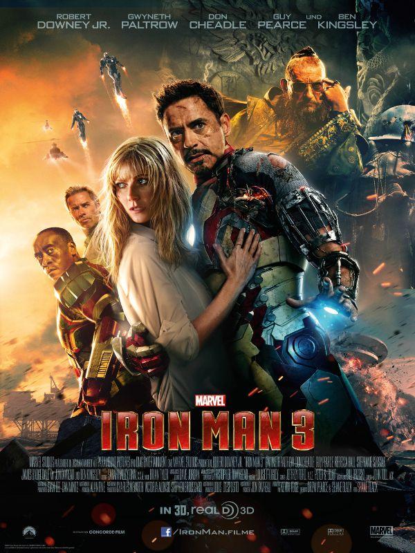Iron Man 3 ★★★★★★★★★★★★★★★★★★★★★★★★★ ► Mehr Infos zum Film auf ➡ http://www.ironman3-derfilm.de & im O-Ton auf ➡ http://marvel.com/ironman3 - und wir freuen uns sehr auf Euren Besuch! ★★★★★★★★★★★★★★★★★★★★★★★★★ Alle Trailer dazu gibt's in unserem Kanal ➡ http://YouTube.com/VideothekPdm - wir wünschen BESTE Unterhaltung! ◄ ★★★★★★★★★★★★★★★★★★★★★★★★★ #IronMan #IronMan3 #Action #SciFi #Abenteuer #Film #Verleih #VCP #VideoCollection #Videothek #Potsdam #DVD #Bluray #3D