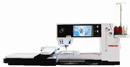 A Bernina sewing machine...love it!