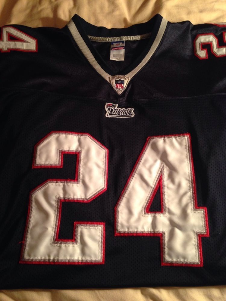d02e82bf Authentic Ty Law New England #Patriots Jersey Size 58 Nwot from ...