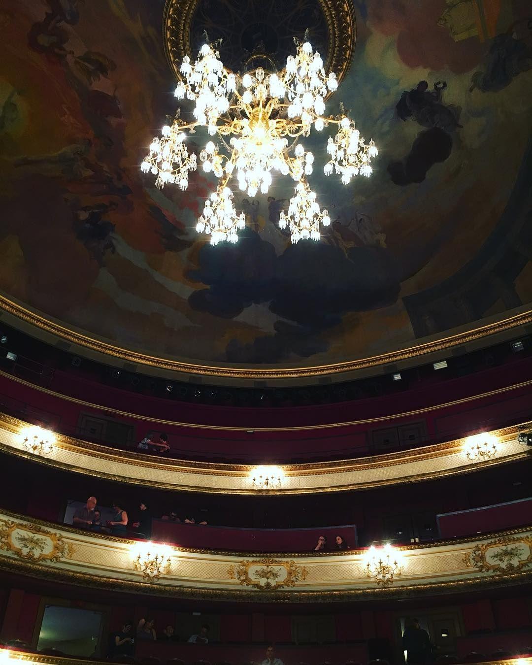 Insta Comédie-Française #paris #architecte #architecture #archidaily #archilovers #theater #theatre