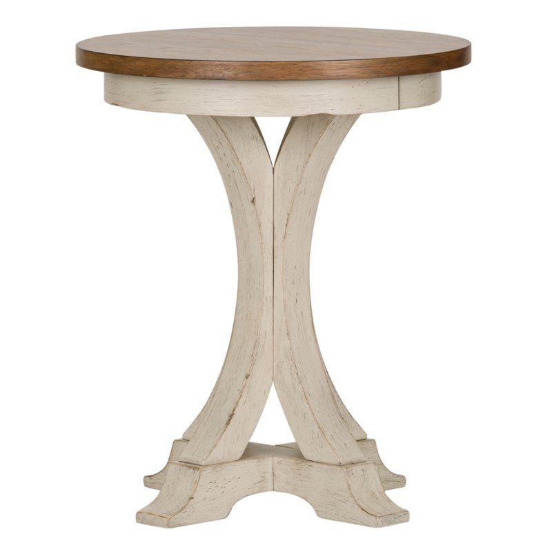 Kreutzer Round End Table Liberty Furniture Round Chair Chair