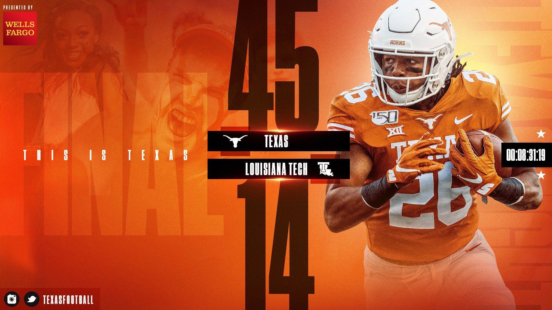Texas Football on University of texas football, Football