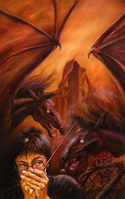 Per Oluf Jørgensen - Harry Potter