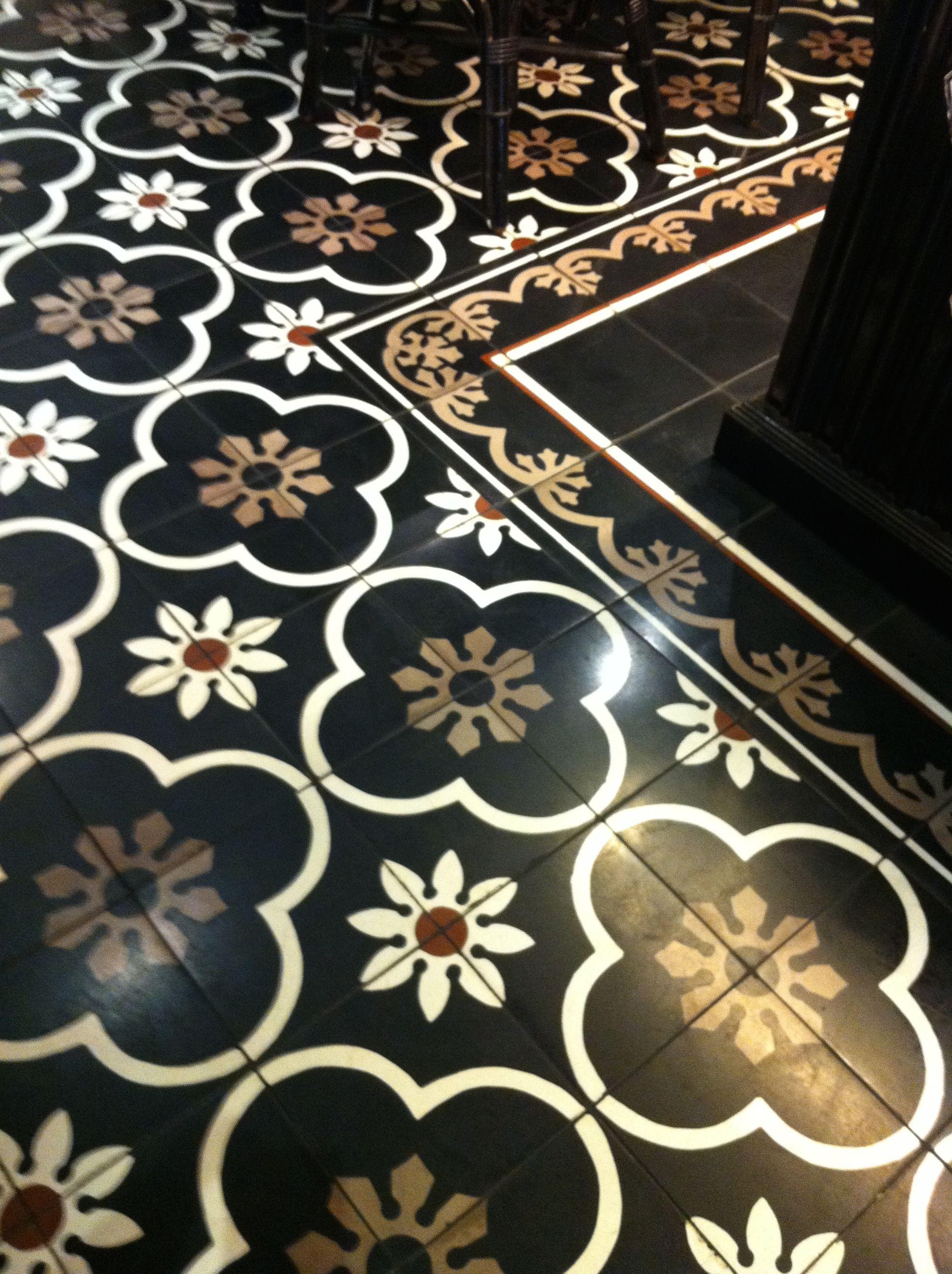 Tile floor ps cafe singapore tear sheets home pinterest tile floor ps cafe singapore doublecrazyfo Images