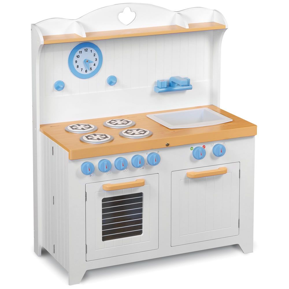 The Young Chef\'s Foldaway Kitchen Playset $199.95   for my babygirl ...