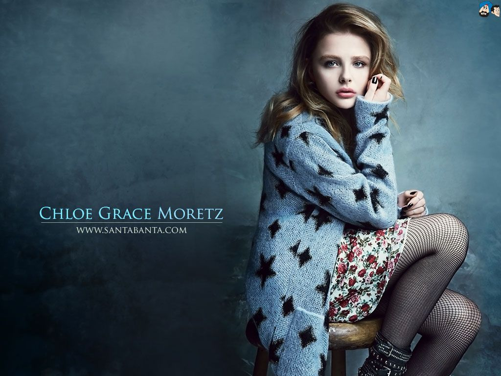 Chloe Grace Moretz Hot HD Wallpaper #1