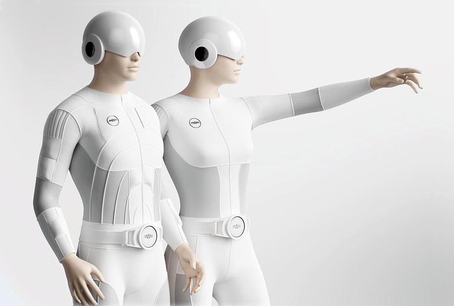 Futurix: Teslasuit, la prima tuta da realtà virtuale immersiva