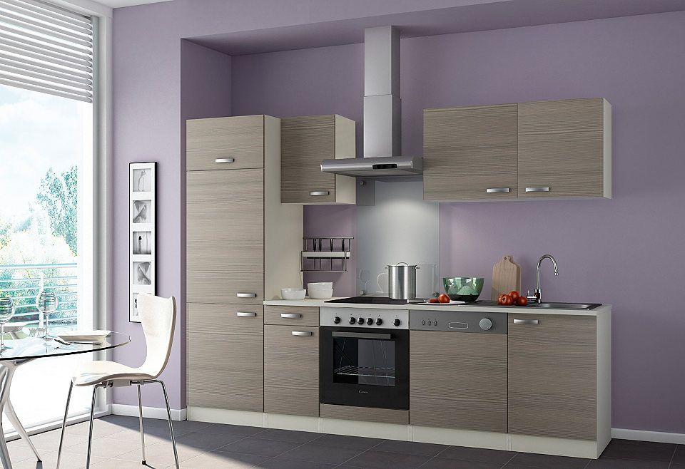 OPTIFIT Küchenzeile mit E-Geräten »Vigo, Breite 270 cm« Jetzt - bilder für küche und esszimmer