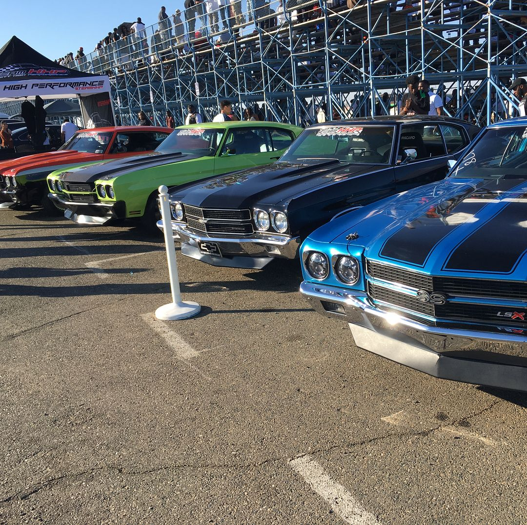 70 Chevelle #BecauseSS Line Up Chin Spoilers For Every