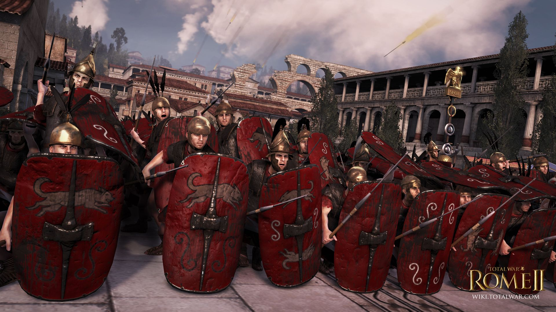 Weapons Of The Roman Army Pics