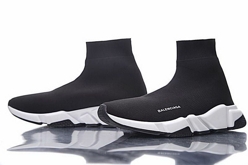 Balenciaga Speed Trainers Black White Cheap Balenciaga Shoes Sale Free Shipping Balenciaga Speed Trainer Shoes Balenciaga Shoes