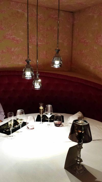 1741 restaurant in Strasbourg,  charming and romantic place