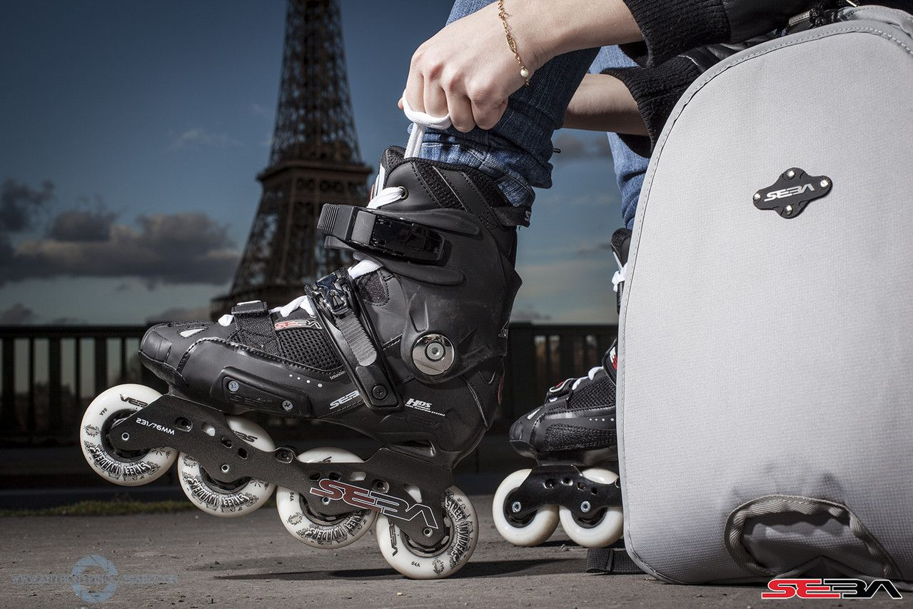 High Light Skates - great for competition or recreation.
