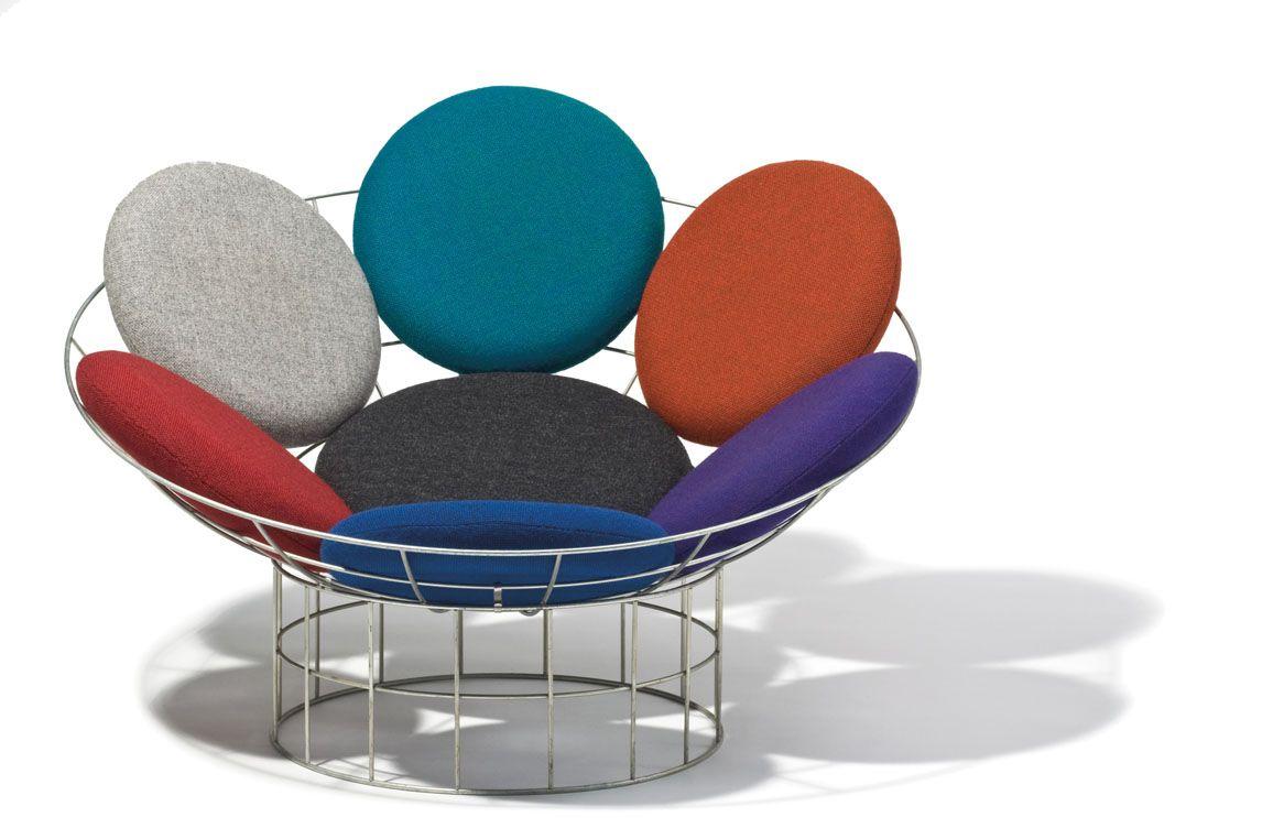 Peacock Chair By Verner Panton 1960 Modern Vintage Furniture Design Furniture Design