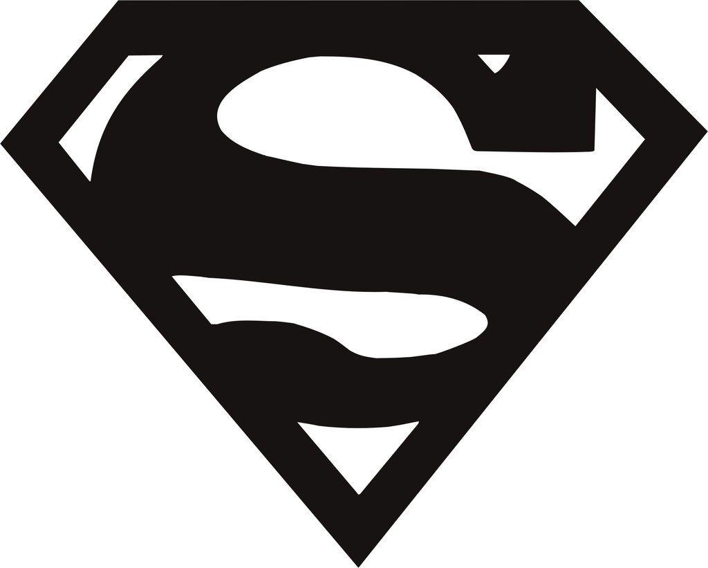 Superman Logo Vinyl Decal Superman Logo Superman Silhouette Superman [ 821 x 1024 Pixel ]