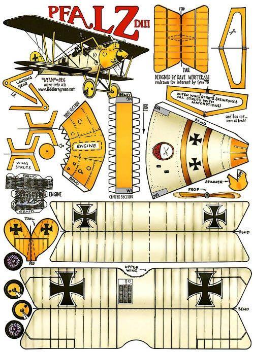 Paper Plane Papierflieger Bastelarbeiten Aus Papier Und