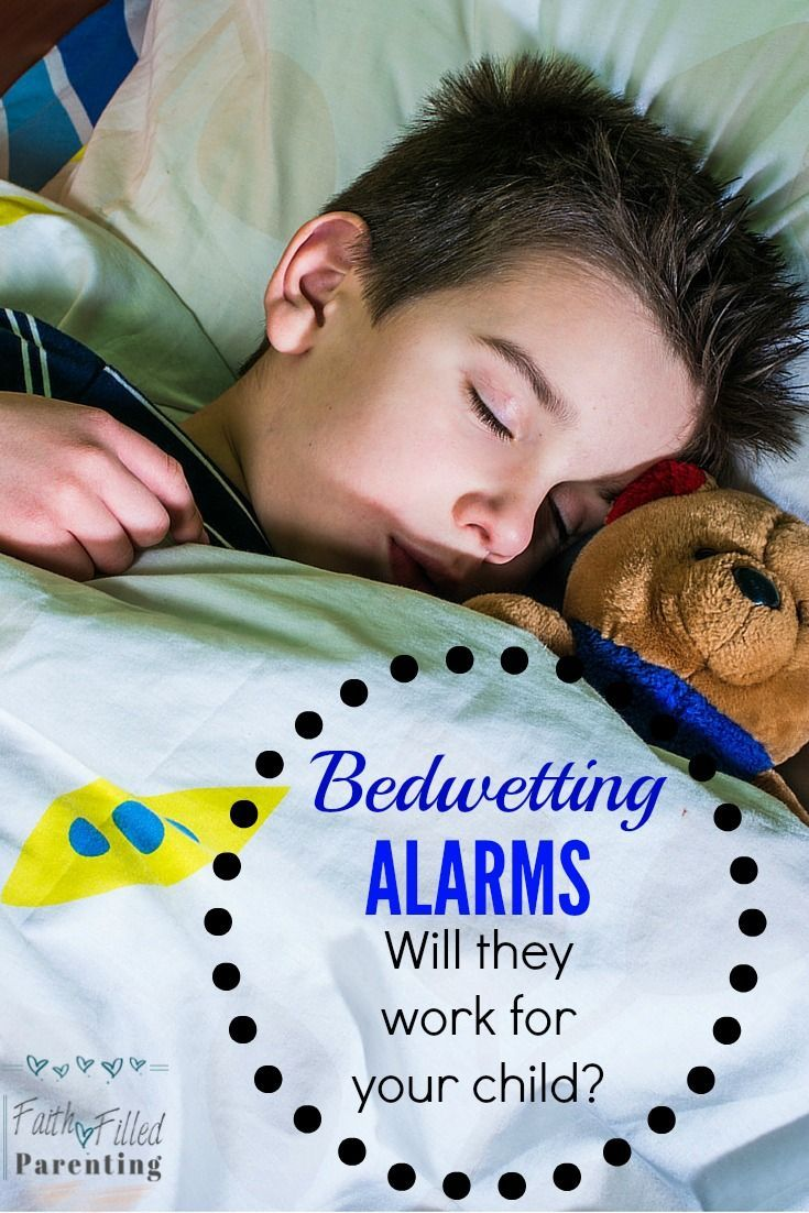 Bedwetting Alarm All the Facts Bedwetting alarm, Bed