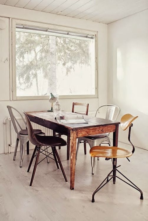 Sillas Mix But Dont Match Kitchen Table SetsKitchen DiningKitchen