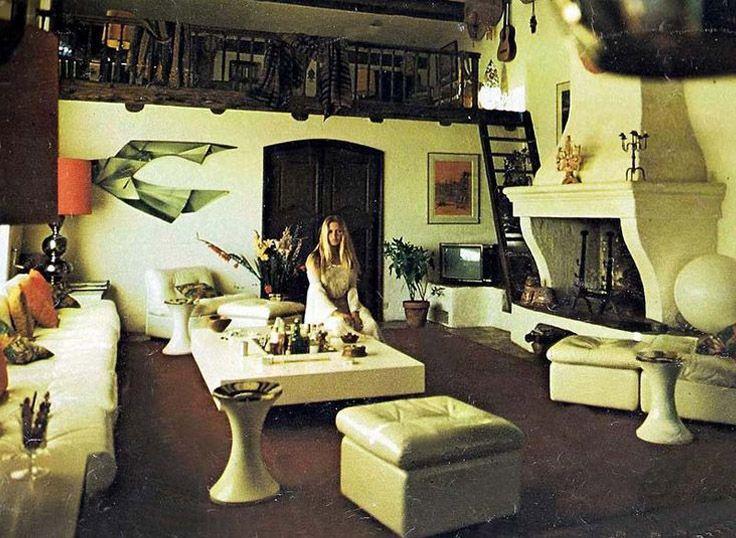 Le style bardot dans la d co la madrague brigitte for La decoration de la maison interieur