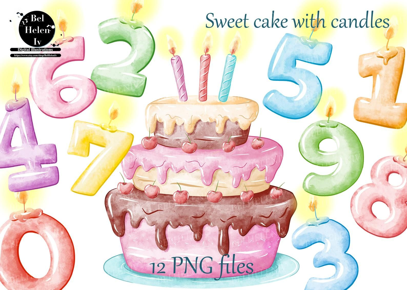 Christmas Birthday Cake Png , Free Transparent Clipart - ClipartKey