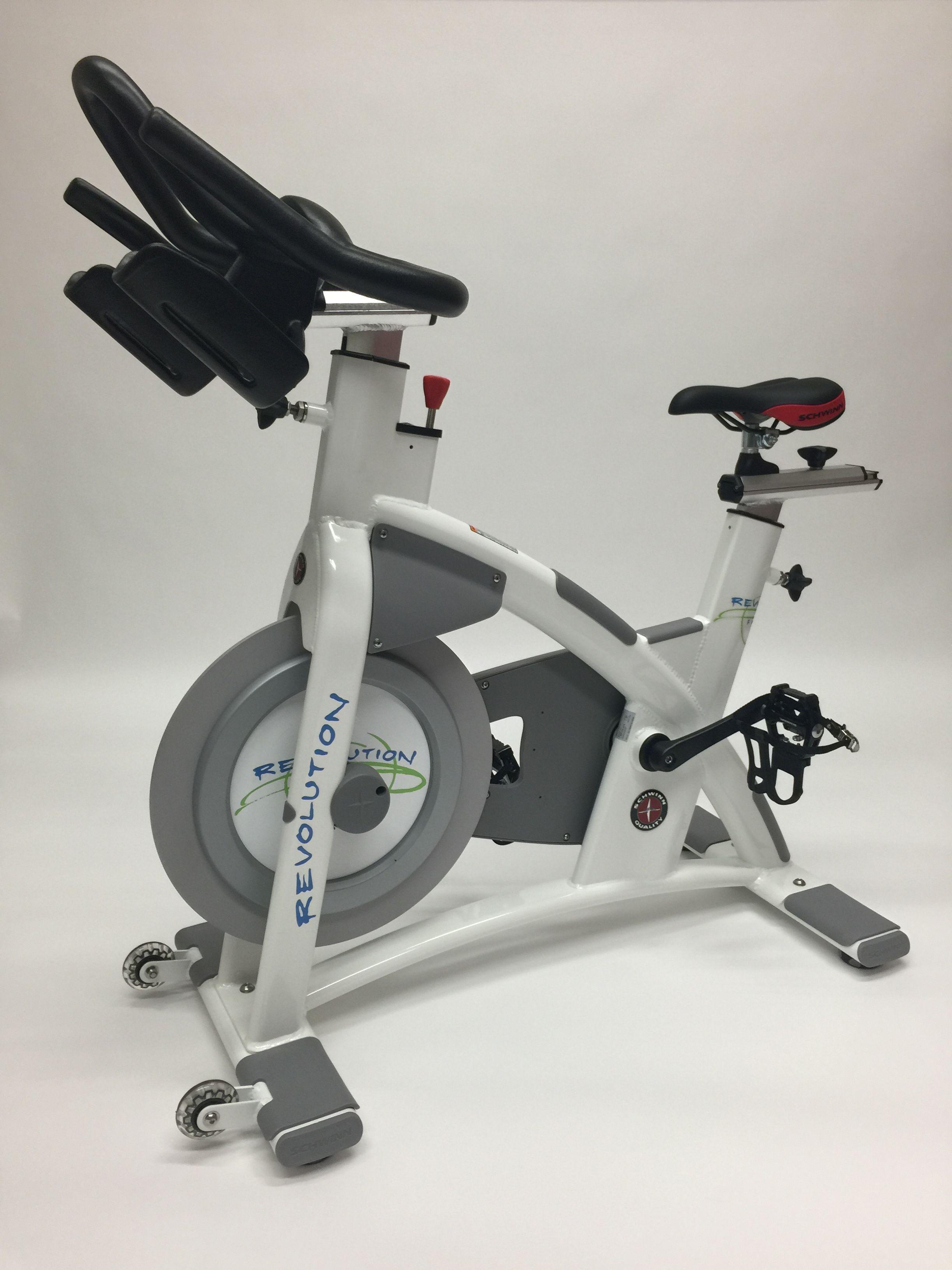 Revolution Ride Revolution Indoor Cycling Spin Spinning Custom