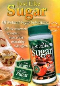 Free Sample of Just like Sugar